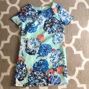 JCrew size 2P shift dress